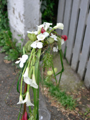 Bouquet-de-mariée