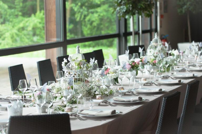 Fleuriste Pour Votre Mariage Decor Floral Pour La Table